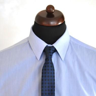 Bleu et Noir à carreaux