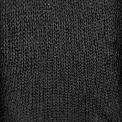 Chaussettes en fil d'Ecosse. Noir.