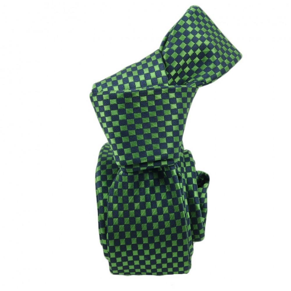 cravate slim homme vert et noir fine et pas cher. Black Bedroom Furniture Sets. Home Design Ideas