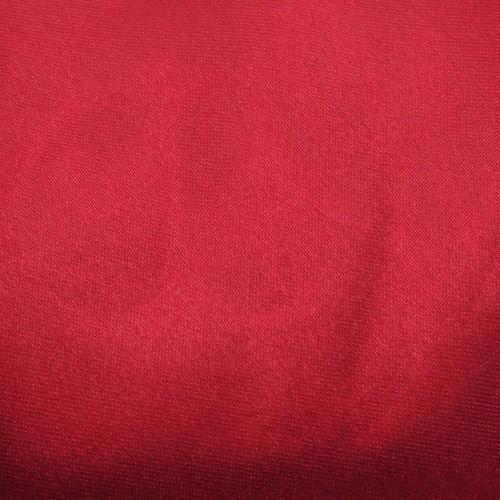 Cravate Enfant Bordeaux uni. Pomme Carré
