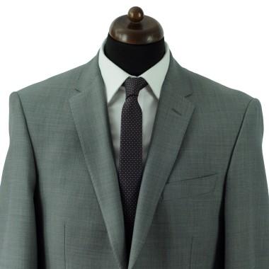 Cravate Slim Homme. Bordeaux à petits motifs
