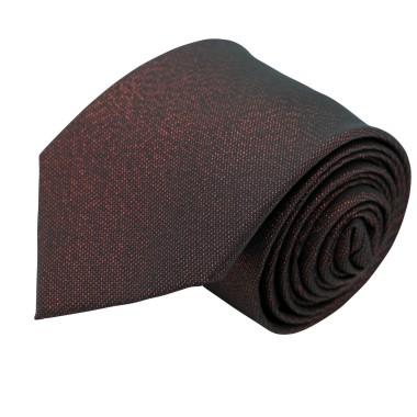 Cravate Classique Homme Effet Brilliant. Rouge