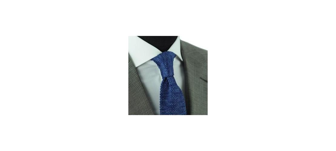Cravates Tricot